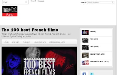 http://www.timeout.com/paris/en/film/100-best-french-films
