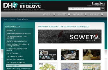 http://www.dhinitiative.org/projects/mappingsoweto/