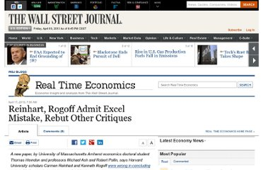 http://blogs.wsj.com/economics/2013/04/17/reinhart-rogoff-admit-excel-mistake-rebut-other-critiques/