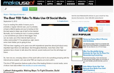 http://www.makeuseof.com/tag/ted-talks-social-media/
