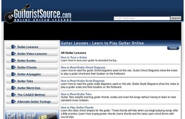 http://www.guitaristsource.com/lessons/