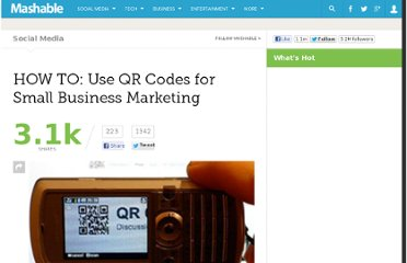 http://mashable.com/2010/06/23/qr-codes-small-biz/