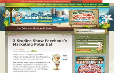 http://www.socialmediaexaminer.com/facebook-marketing-studies/