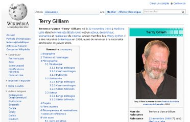 http://fr.wikipedia.org/wiki/Terry_Gilliam