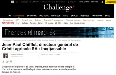http://www.challenges.fr/finance-et-marche/20130418.CHA8436/jean-paul-chifflet-directeur-general-de-credit-agricole-sa-inc-l-assable.html