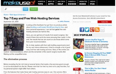 http://www.makeuseof.com/tag/top-7-easy-and-free-web-hosting-services/
