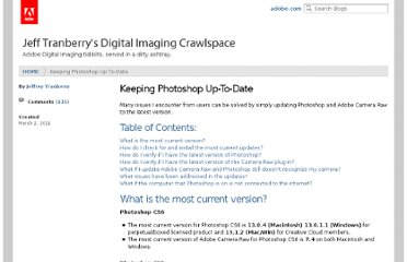 http://blogs.adobe.com/crawlspace/2011/03/keeping-photoshop-up-to-date.html