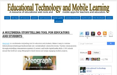 http://www.educatorstechnology.com/2013/04/a-multimedia-storytelling-tool-for.html