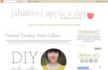 http://blog.shabbyapple.com/2013/04/tutorial-tuesday-doily-collars.html