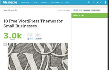 http://mashable.com/2010/09/07/free-wordpress-themes-small-business/