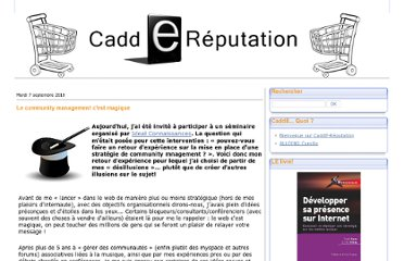 http://caddereputation.over-blog.com/article-le-community-management-c-est-magique-56676426.html