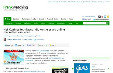 http://www.frankwatching.com/archive/2013/04/22/het-koningslied-online-marketing-dit-kun-je-ervan-leren/
