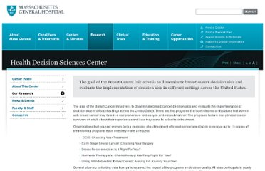 http://www.massgeneral.org/decisionsciences/research/Our_Research_BreastCancerInitiative.aspx