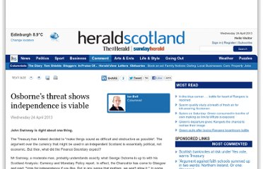 http://www.heraldscotland.com/comment/columnists/osbornes-threat-shows-independence-is-viable.20893521