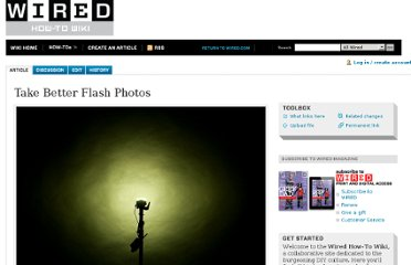 http://howto.wired.com/wiki/Take_Better_Flash_Photos