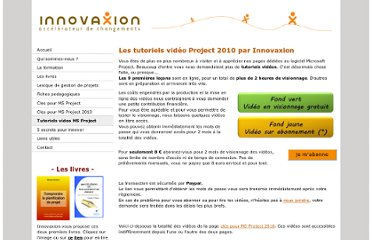 http://www.innovaxion.net/tutoriels-video-ms-project/