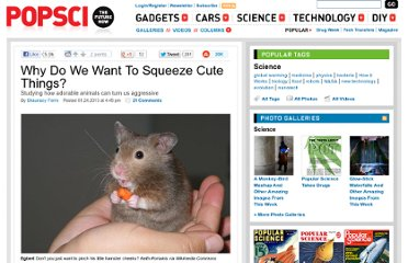 http://www.popsci.com/science/article/2013-01/science-says-adorable-animals-turn-us-aggressive