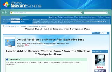 http://www.sevenforums.com/tutorials/47341-control-panel-add-remove-navigation-pane.html