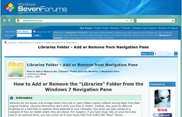http://www.sevenforums.com/tutorials/35627-libraries-folder-add-remove-navigation-pane.html