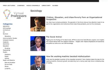 http://www.virtualprofessors.com/category/sociology