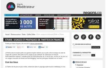 http://www.blogdumoderateur.com/etude-usages-twitter-france/