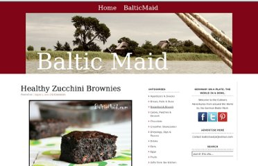 http://www.balticmaid.com/2011/08/healthy-zucchini-brownies/