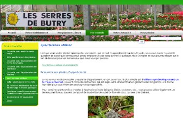 Rempotage pearltrees for Serres de butry