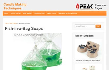 http://www.candletech.com/soap-making/fish-in-a-bag-soaps/
