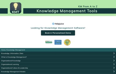 http://www.knowledge-management-tools.net/knowledge-management-frameworks.html