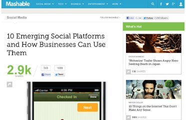 http://mashable.com/2010/09/09/emerging-social-business-platforms/