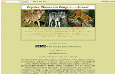http://coyotes-wolves-cougars.blogspot.com/2013/04/our-friend-rachel-tiseth-in-wisconsin.html