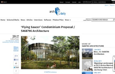 http://www.archdaily.com/363318/flying-saucer-condominium-proposal-5468796-architecture/?utm_source=dlvr.it&utm_medium=twitter