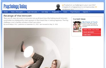 http://www.psychologytoday.com/articles/201008/revenge-the-introvert