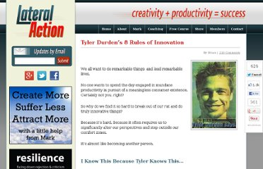 http://lateralaction.com/articles/tyler-durden-innovation/