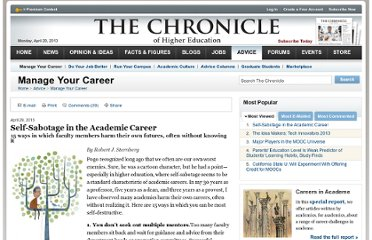 http://chronicle.com/article/Self-Sabotage-in-the-Academic/138875/?cid=at