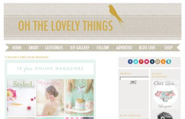 http://www.ohthelovelythings.com/2013/04/15-awesome-free-online-magazines.html