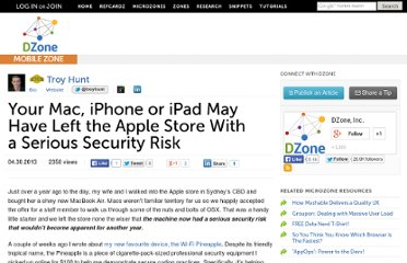 http://mobile.dzone.com/articles/your-mac-iphone-or-ipad-may