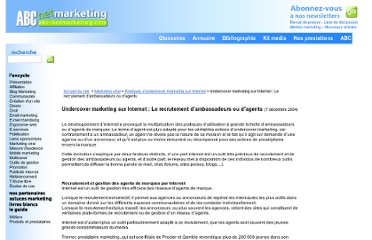 http://www.abc-netmarketing.com/Undercover-marketing-sur-Internet,2302.html