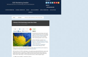 http://www.b2bmarketinginsider.com/strategy/5-mindset-shifts-marketing-leaders-must-make