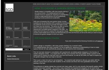 Garden Design & Horticulture   Pearltrees