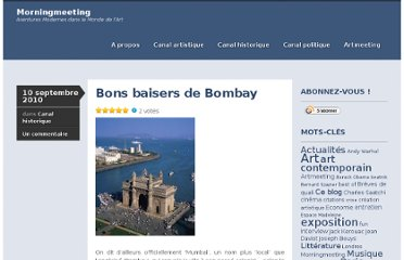 http://morningmeeting.fr/2010/09/10/bons-baisers-de-bombay/