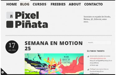 http://pixelpinata.mx/blog/