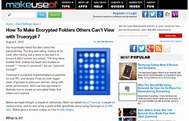 http://www.makeuseof.com/tag/encrypted-folders-truecrypt-7/