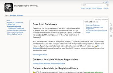 http://mypersonality.org/wiki/doku.php?id=download_databases
