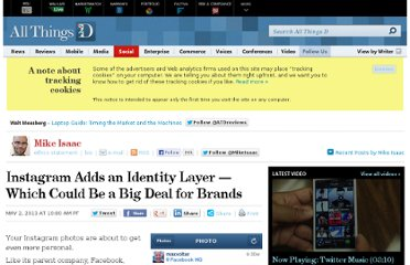 http://allthingsd.com/20130502/instagram-adds-an-identity-layer-which-could-be-a-big-deal-for-brands/