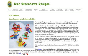 http://www.jeangreenhowe.com/patterns.html