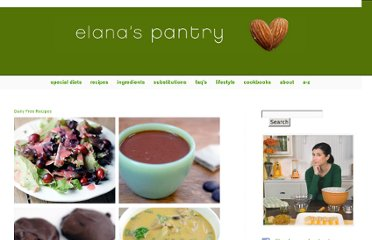 http://www.elanaspantry.com/dairy-free-recipes/