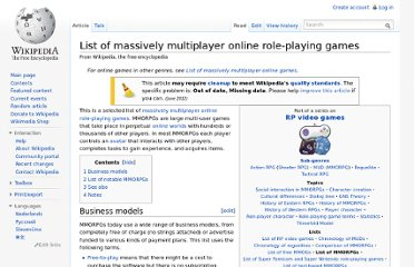 http://en.wikipedia.org/wiki/List_of_massively_multiplayer_online_role-playing_games