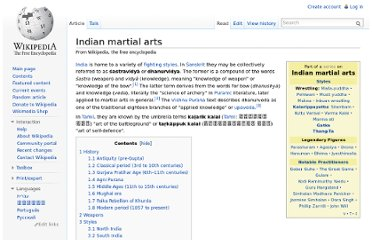 http://en.wikipedia.org/wiki/Indian_martial_arts