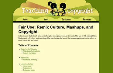 http://www.teachingcopyright.org/curriculum/hs/3